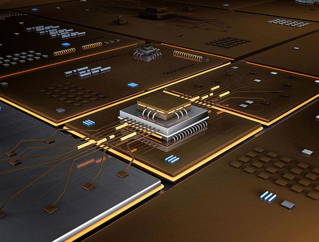 喆能电子-进口硬件从源头把控品质