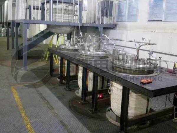 电磁加热不锈钢反应釜节能改造