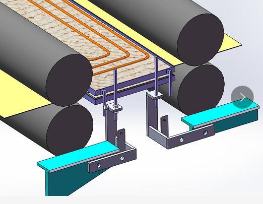 电磁加热改造的失败案例——薄钢板加热