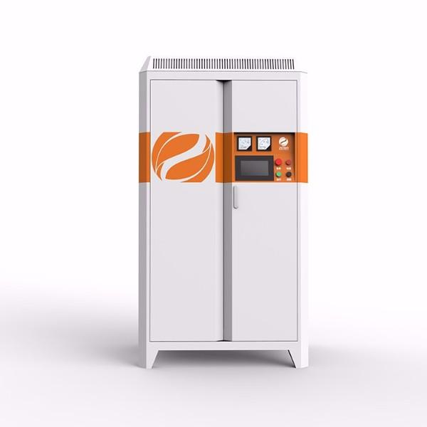 100KW智能变频电磁采暖炉