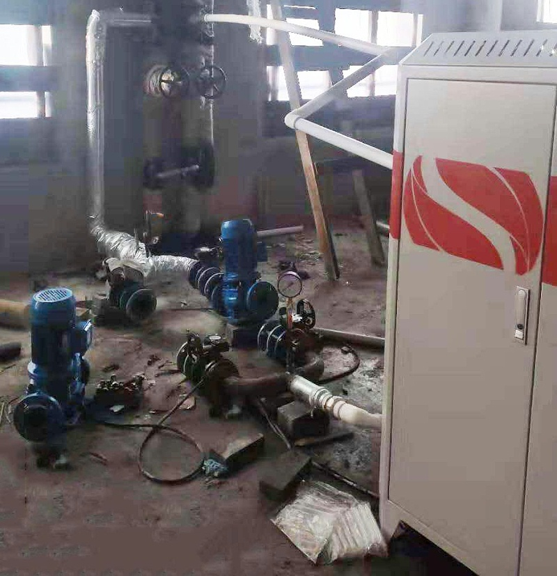 河北电磁采暖炉案例