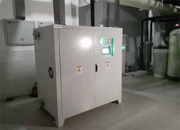 电磁加热热水锅炉