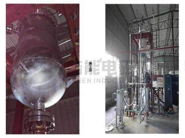污泥处理设备电磁加热改造的优点