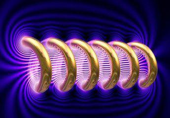 高频交变磁场