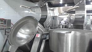 不锈钢夹层锅电磁加热