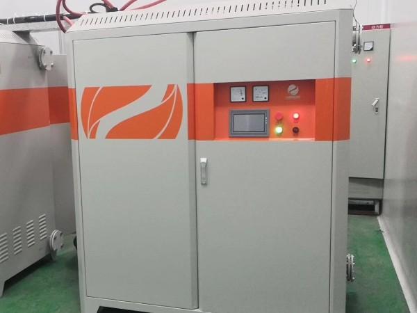 山西大同厂房电磁供暖案例
