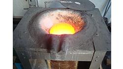 电磁加热熔铜炉