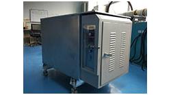 电磁加热锌合金熔炉