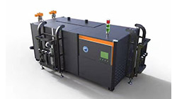 餐厨垃圾处理设备采用电磁加热改造