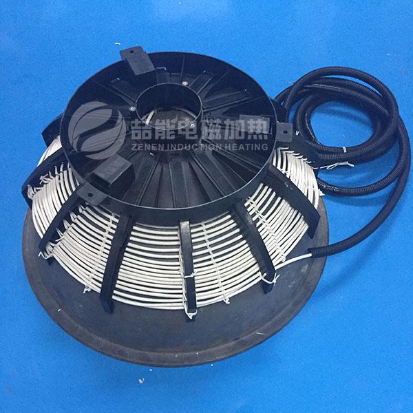 电磁加热器之半球炒锅