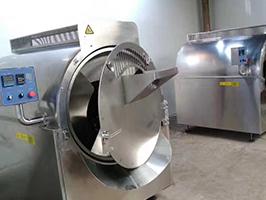 电磁加热炒货机,可以管住顾客胃的炒货机!