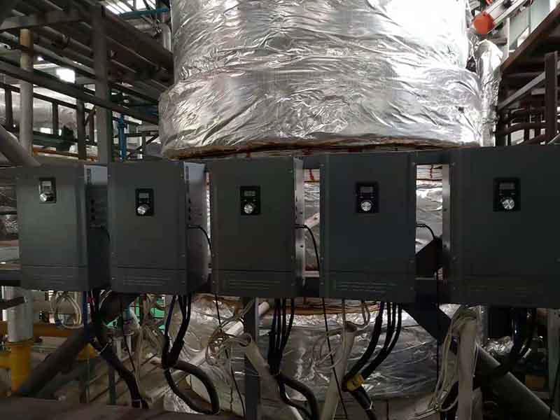 电磁加热废机油提炼设备