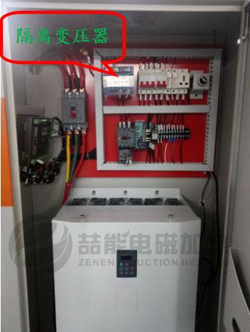 电磁感应加热器