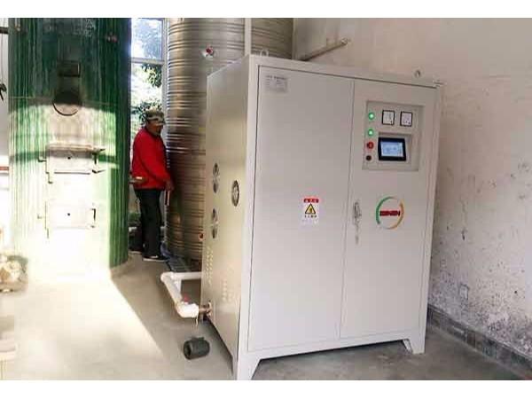 办公室应用喆能电磁采暖锅炉供暖案例