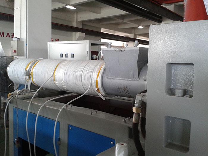 电磁加热塑胶机器改造