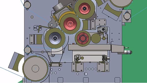 瓦楞机加热升级改造方案