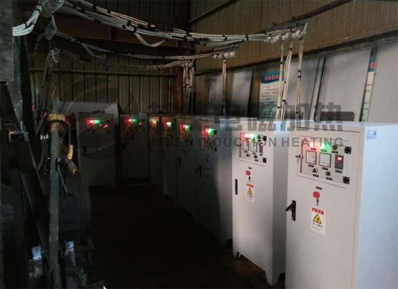 造纸厂加热节能改造案例4