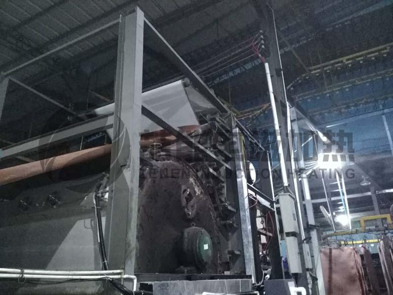 造纸厂加热节能改造案例5