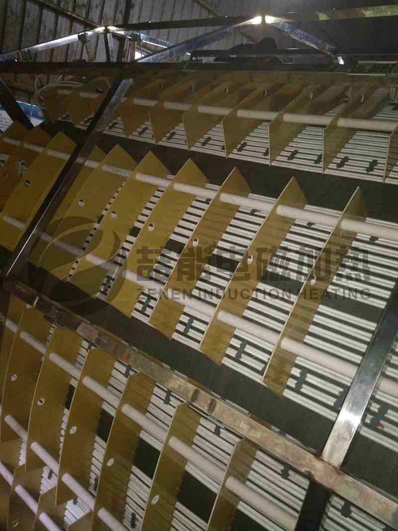 造纸厂加热节能改造案例6