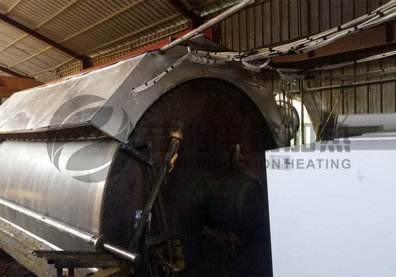 造纸厂加热节能改造案例3