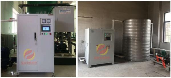 电磁采暖炉项目案例