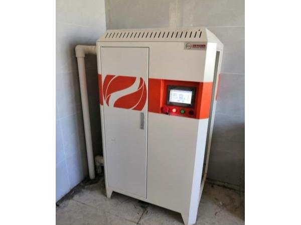 电磁采暖锅炉的智能化及一体化