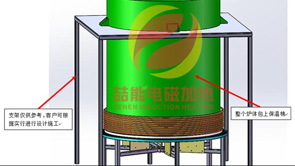 卤水/氯化镁矿石锅炉:节能改造电磁加热方案