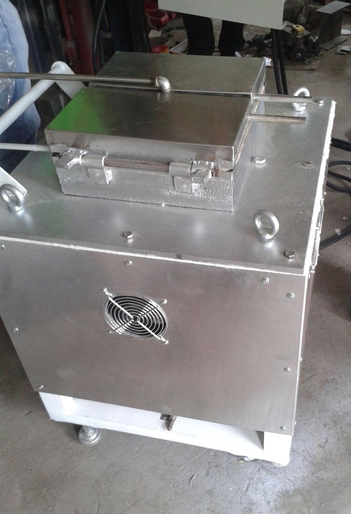 电磁加热实验炉