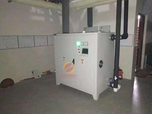 电磁变频热水锅炉