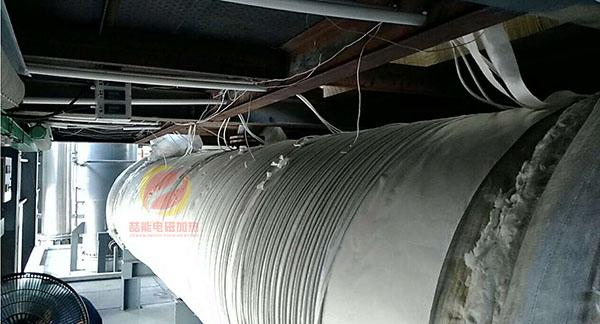 不锈钢电磁加热应用案例