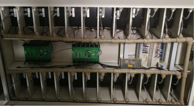 解决电磁加热多机干扰应用现场