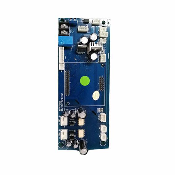 电磁加热小AI板