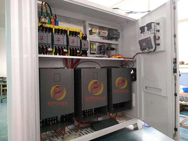 电磁加热器主机柜