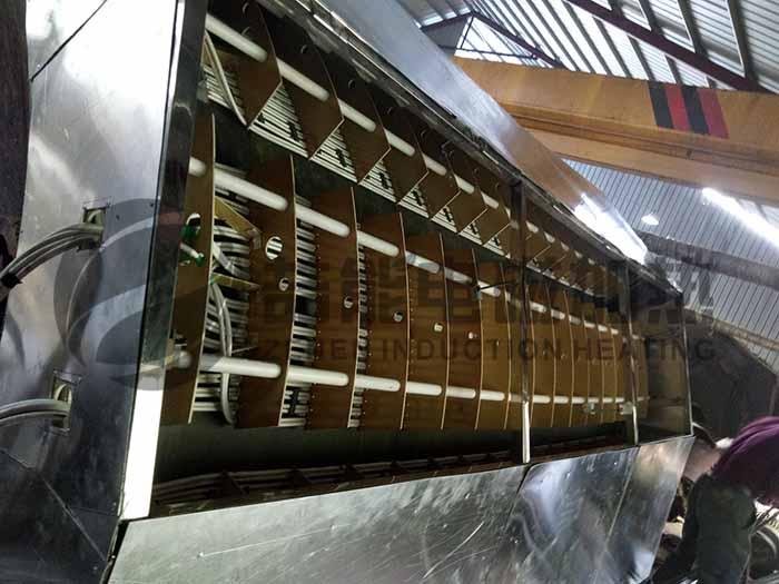 造纸行业电磁加热节能改造的优势