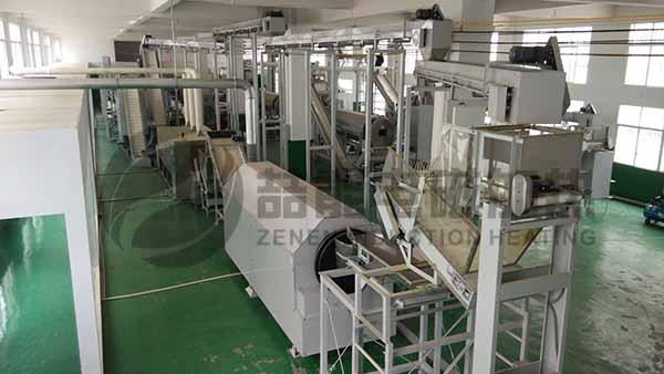 电磁加热茶叶生产线