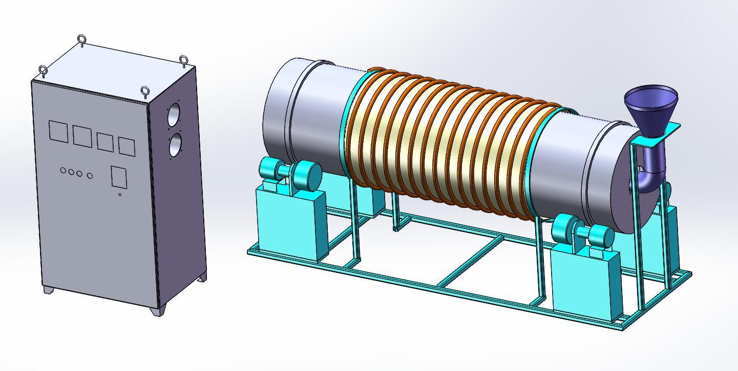 矿砂干燥设备电磁加热