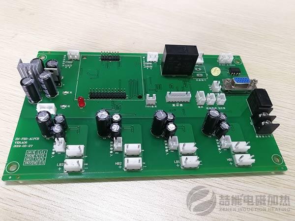 电磁加热器控制板