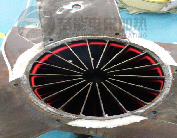 碳钢电磁加热