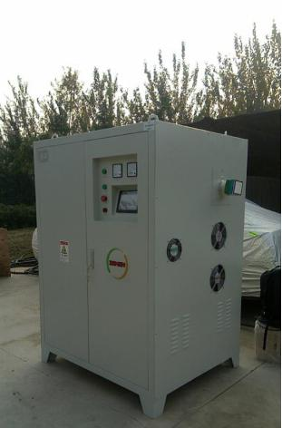 电磁采暖炉案例