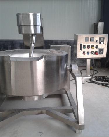 304不锈钢电磁炒货机