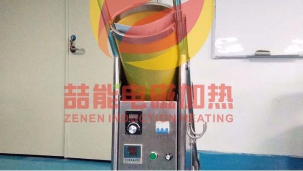 碳酸乙烯酯(油桶)气罐加热器节能加热方案