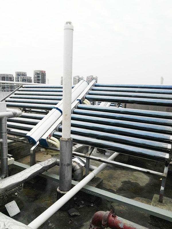 太阳能辅热工程2
