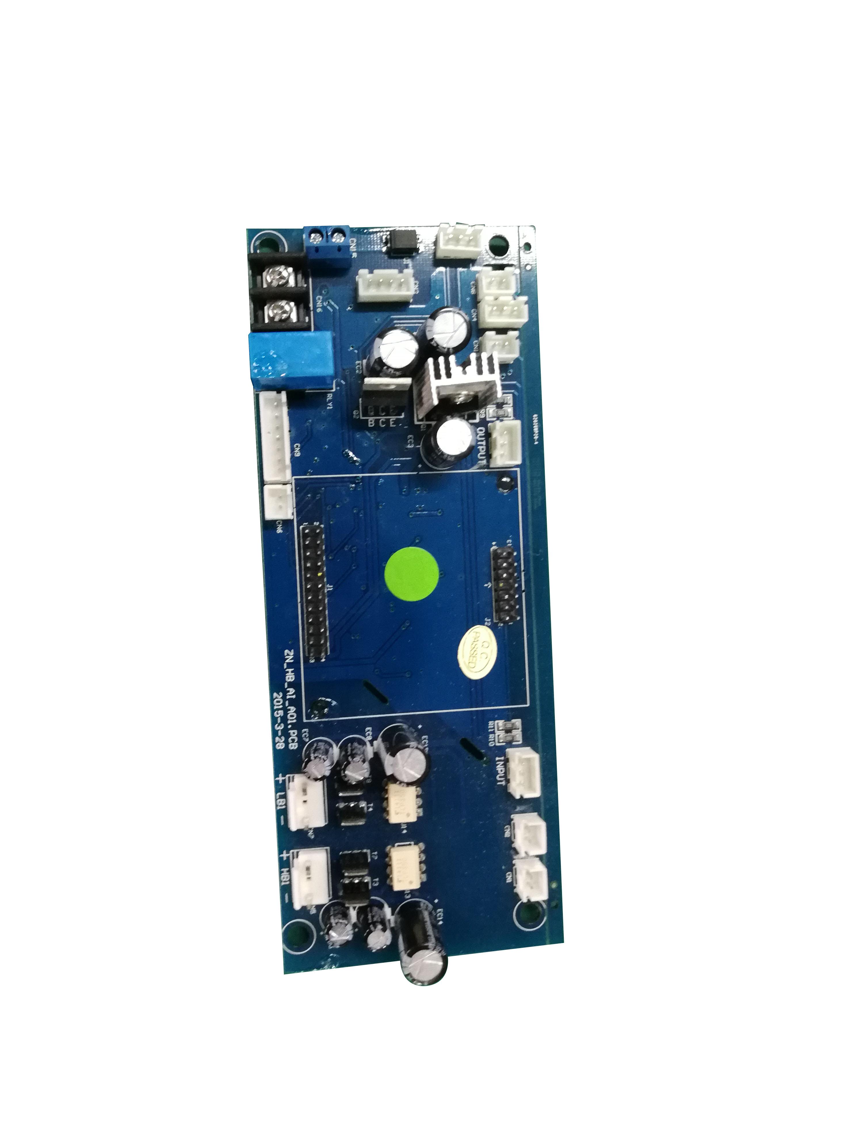 电磁加热器配件小AI板