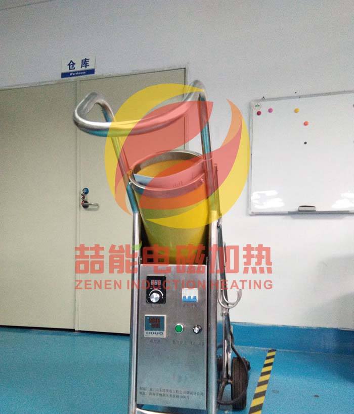 低温下气焊气瓶加热设备