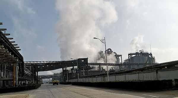 云天化大型国有企业化肥生产厂