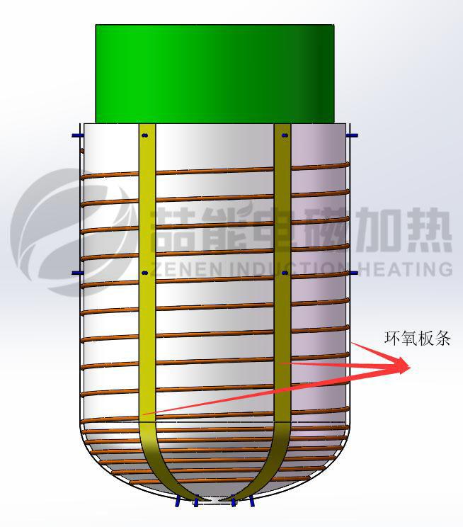 反应釜电磁加热