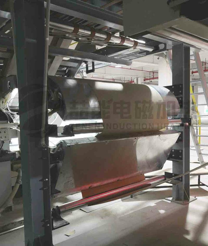 造纸厂电磁加热设备