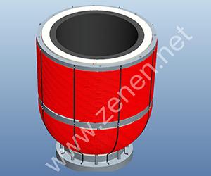 杯型感应结构设计 (2)