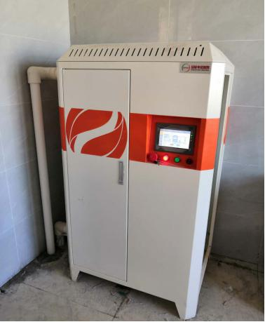 清洁供暖电磁采暖炉