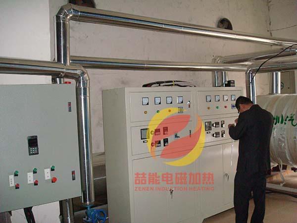 电磁加热蒸汽锅炉